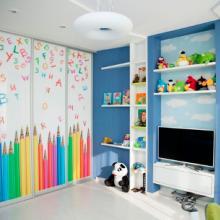 Мебель для детских на заказ