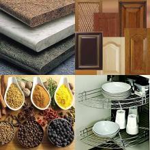 Материалы и комплектующие для кухонь
