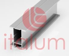 Серия алюминиевых профилей QUADRO