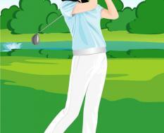 гольф4