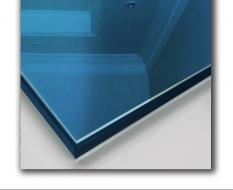 зеркало синее