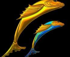 золотые рыбки1