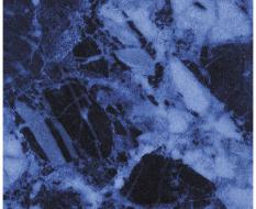 0907 1 Синий мрамор