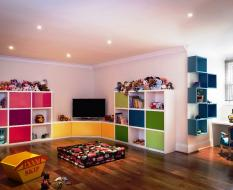 Шкафы для игрушек