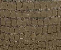 037 Аллигатор коричневый замша