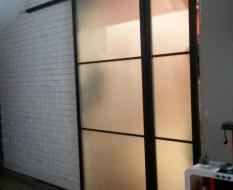 Раздвижные двери в гардеробную (1)