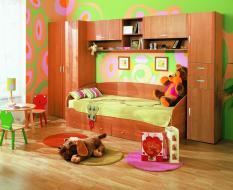 Распашные шкафы для ребенка