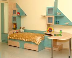 Мебельный уголок для ребенка