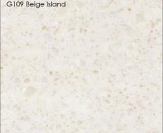 G109 Beige Island