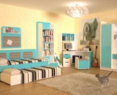 Эксклюзивная мебель для детской