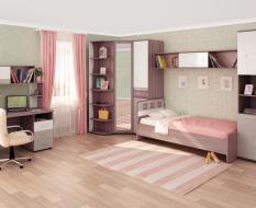 Комната подростка девочки