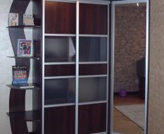 Комбинированный шкаф на заказ