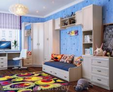 Компалект мебели встроенный
